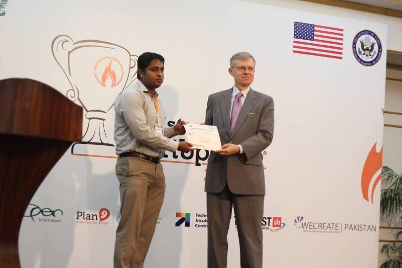 Top 25 Islamabad, Pakistan Startup Cup, StartupDotPk