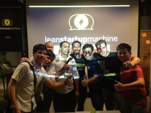Albert Mai Involvement: attended Lean Startup Machine Singapore 2012