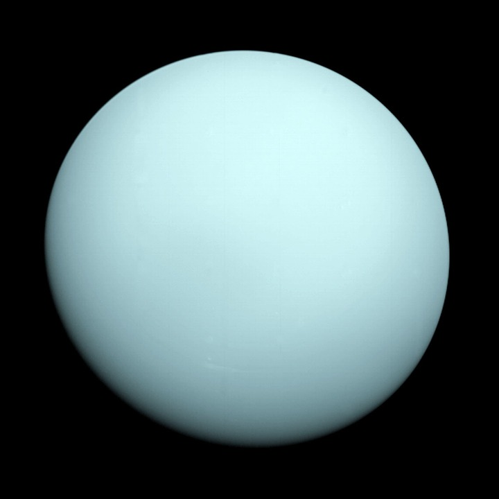 Uranus Half-Return