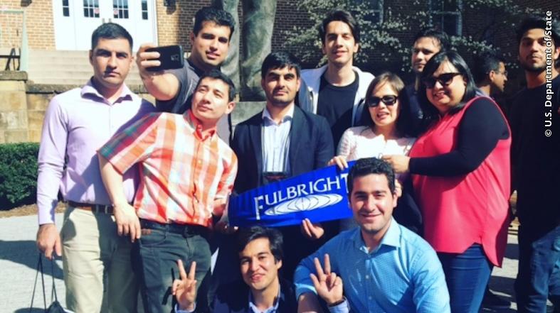 Image result for Fulbright For afghanistan