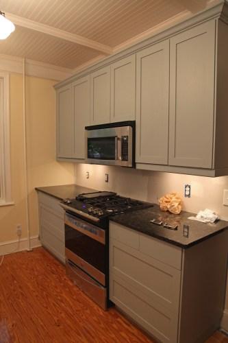 painting ikea kitchen cabinet doors drawer fronts kitchen cabinets ikea Installed Painted Cabinets