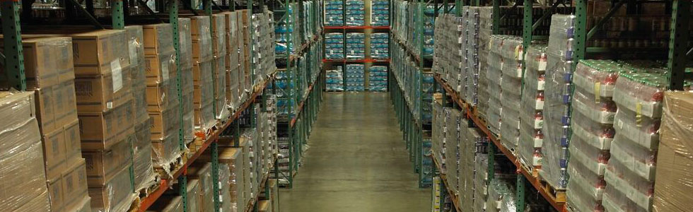 Slider-warehousing
