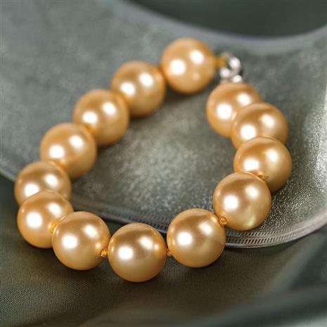 Australian Pacific Golden 12mm Bracelet