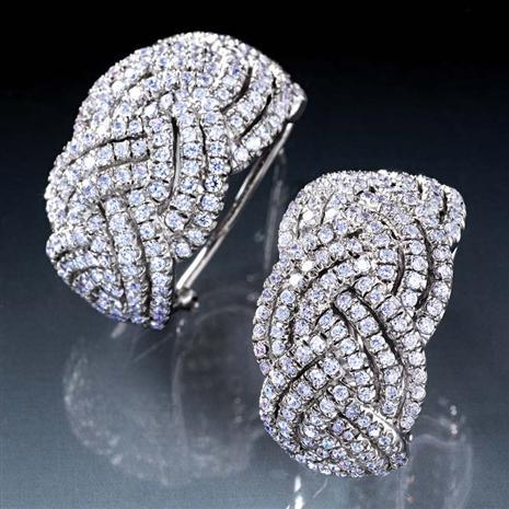 Cuenta Micro-Set DiamondAura Earrings