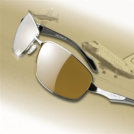 Eagle Eyes Endeavor Stainless-steel Sunglasses