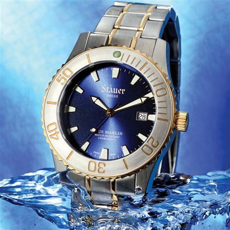 Swiss Blue Marlin Watch