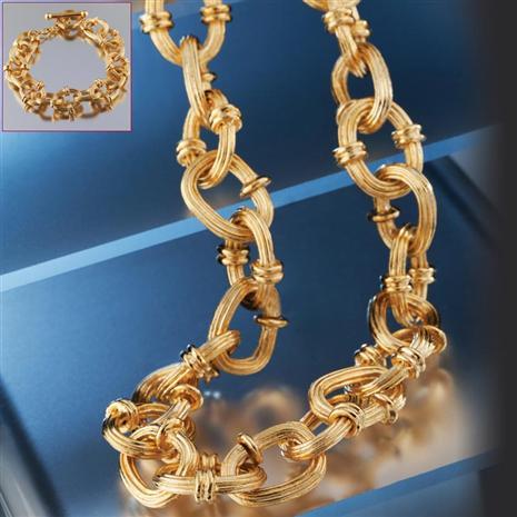 Parisol Necklace & Bracelet Set