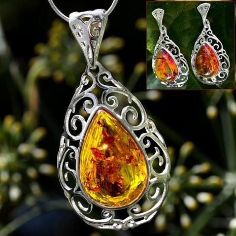 European Golden Amber Collection