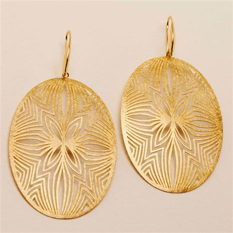 Fine Filigree Earrings