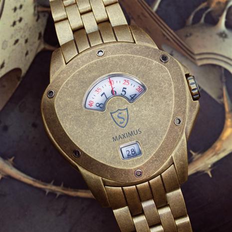 Stauer Maximus Watch
