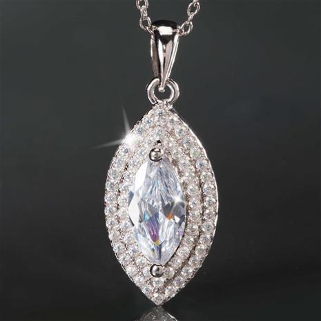 Mirador DiamondAura Necklace