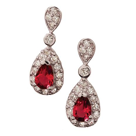 York Diamond Aura Earrings
