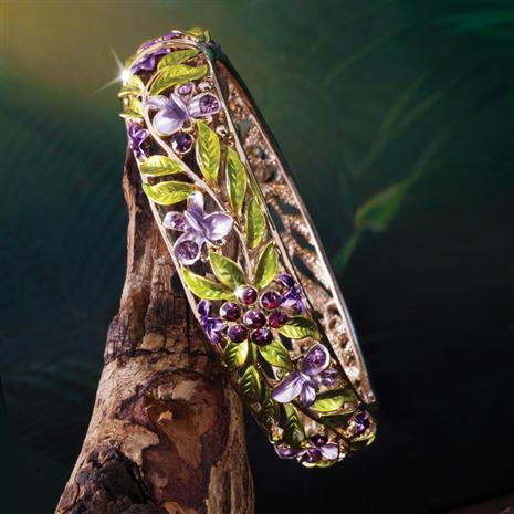 Tropiflora Bangle