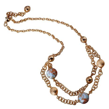 Arezzo Gold-Finished Trinita Necklace