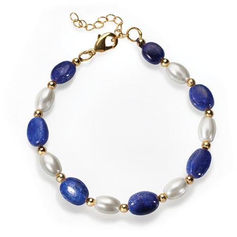 Lady Spencer Sapphire Bracelet