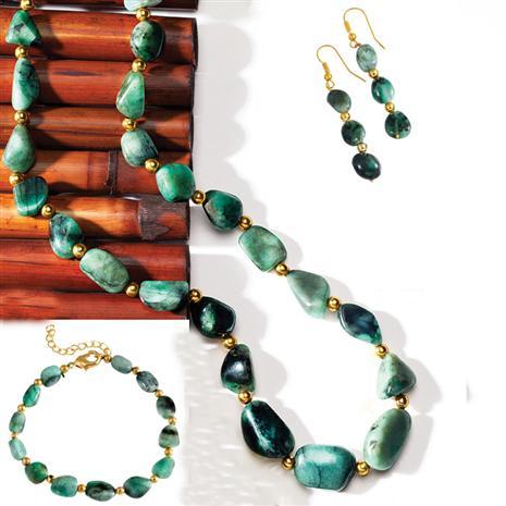 Amazonian Emerald Complete Set