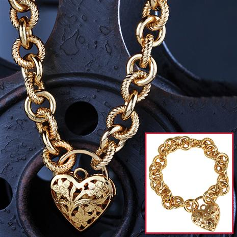Amore Necklace & Bracelet Set