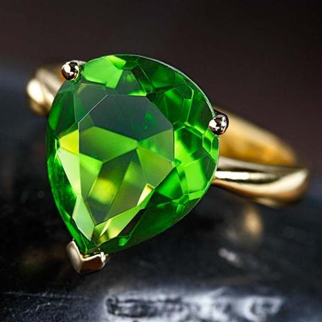 Helenite Ring