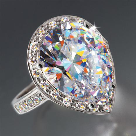 Orabelle Diamondaura Ring