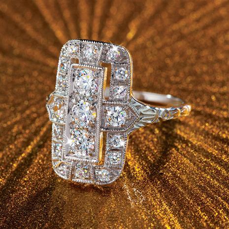 DiamondAura Outr Ring