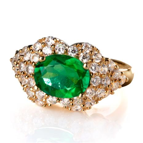 Green Perfection Ring
