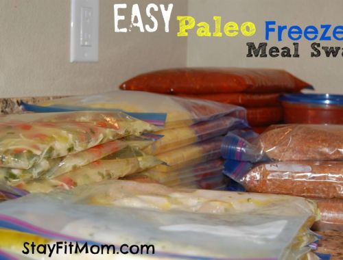 I've got to do a freezer meal swap for back to school! Love this ideas from Stayfitmom.com