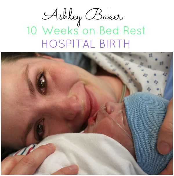 One of 5 women who share their birth story experience.