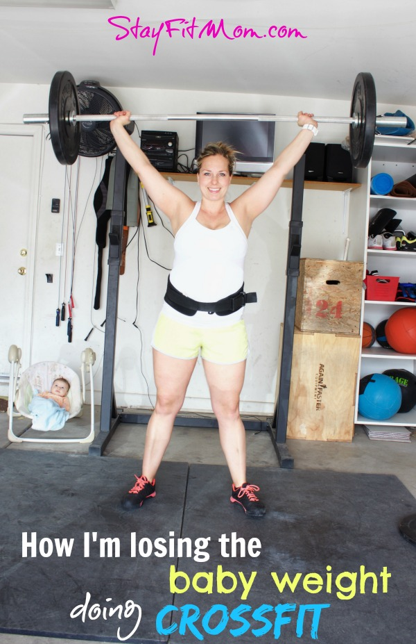 I've always wanted to try Crossfit, I love all the great home workouts from Stay Fit Mom