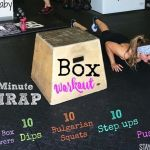 Its workoutwednesday! Grab a box amp get moving LINK inhellip