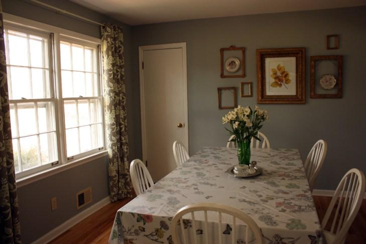 vintage dining room 2