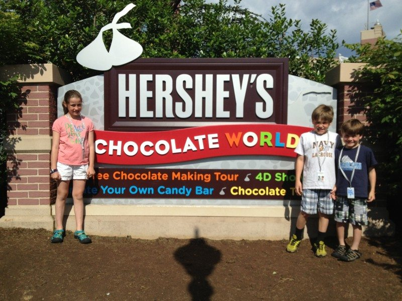 Surviving Amusement Parks tips for Hershey Park