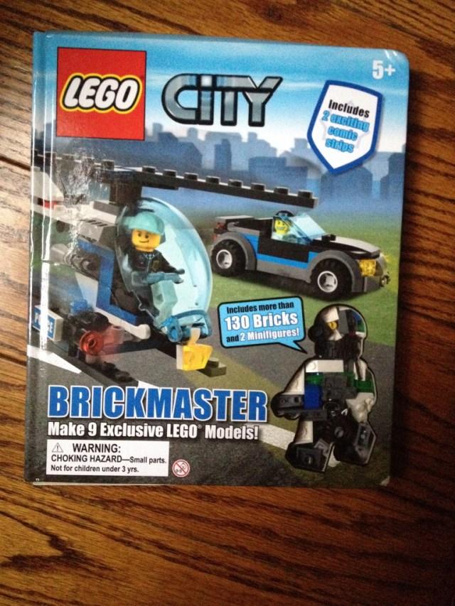 Lego Brick Master