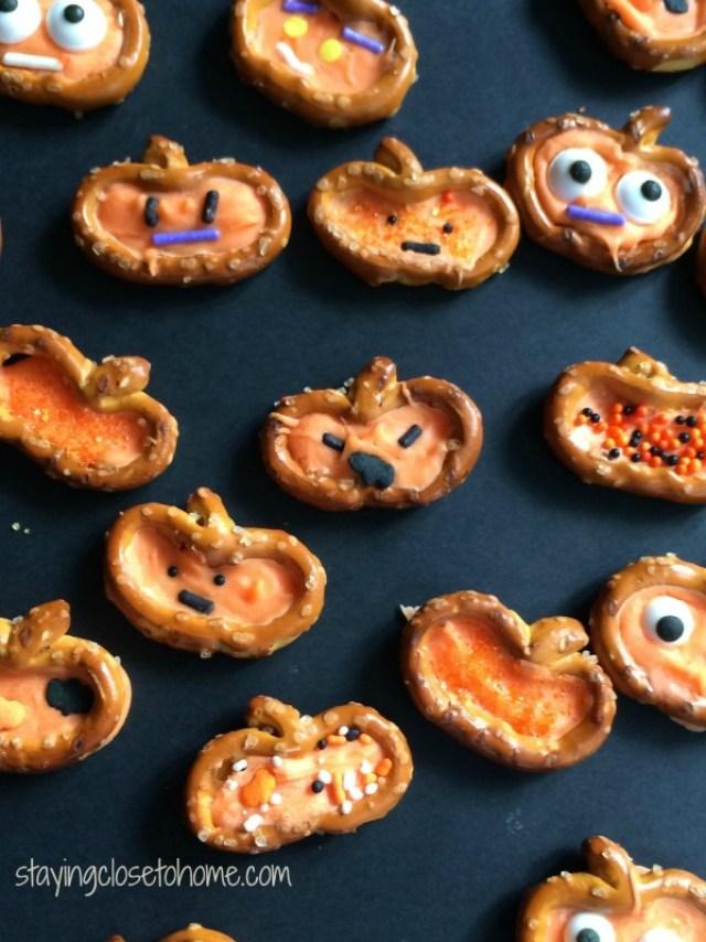 halloween-pretzels