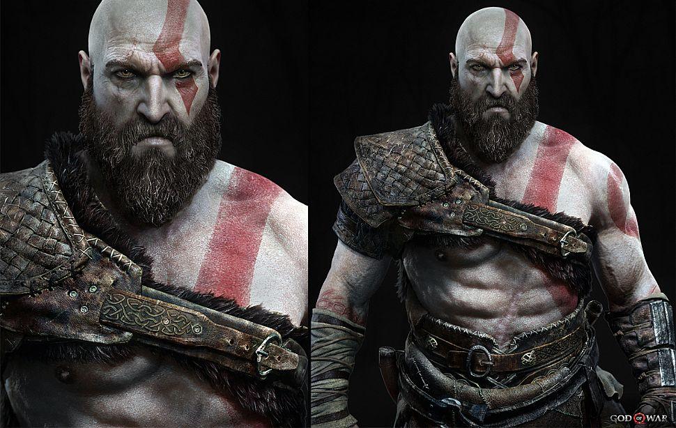 God of War: Kratos e suo figlio si mostrano in nuove immagini