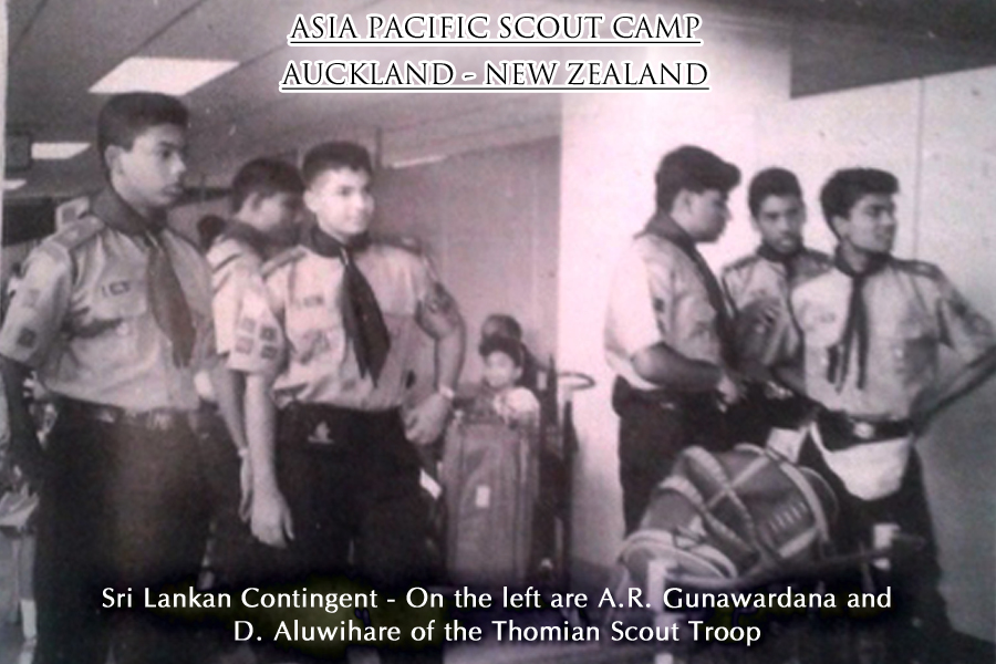 Asia Pacific Scout Camp