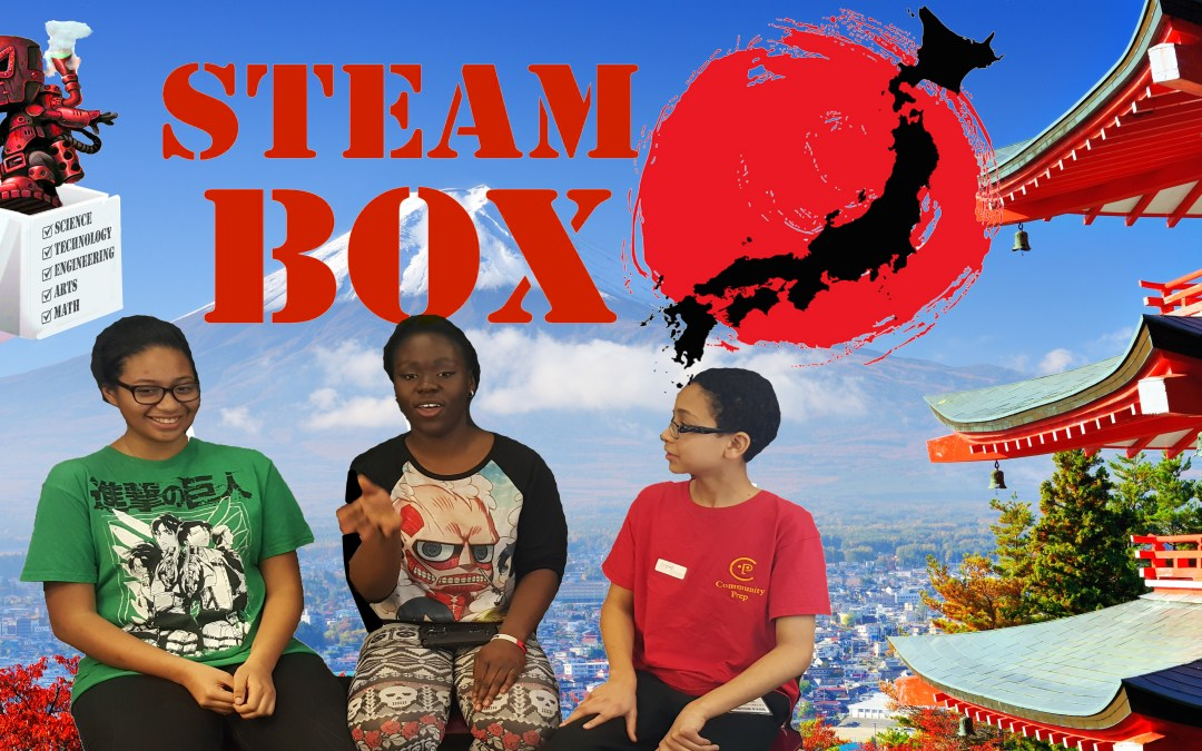 You can make dreams come true for our young STEAM Box Otaku