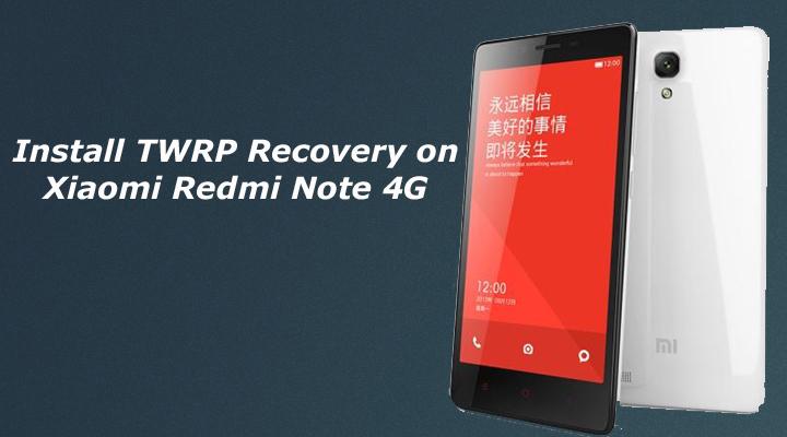 User guide xiaomi redmi note 4x