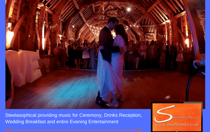 Stockbridge Farm Barns Steelasophical wedding