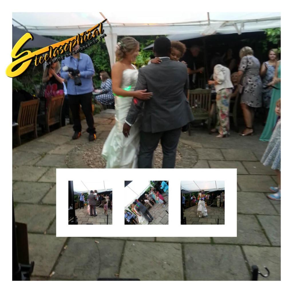 wedding steel band hire london wycombe
