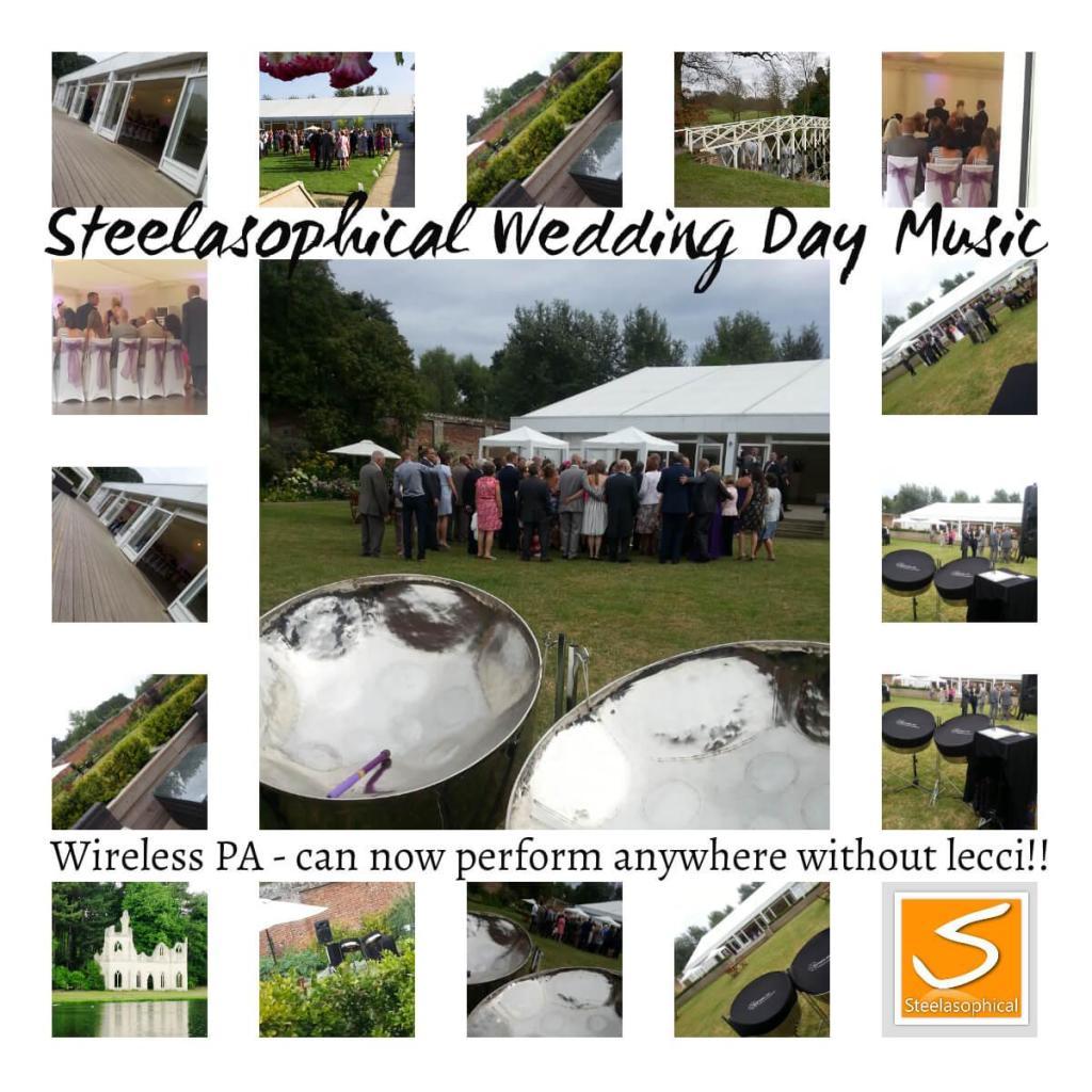 wedding steel band hire uk