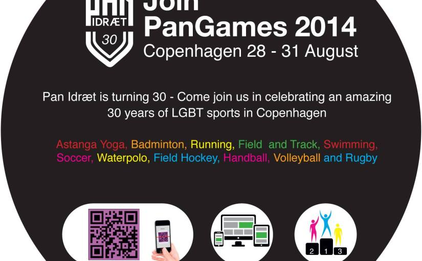Celebrate 30 years of LGBT sports in Copenhagen