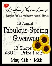 LVL Spring Giveaway 2015 200X250