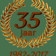 Steevast 35 jaar!!