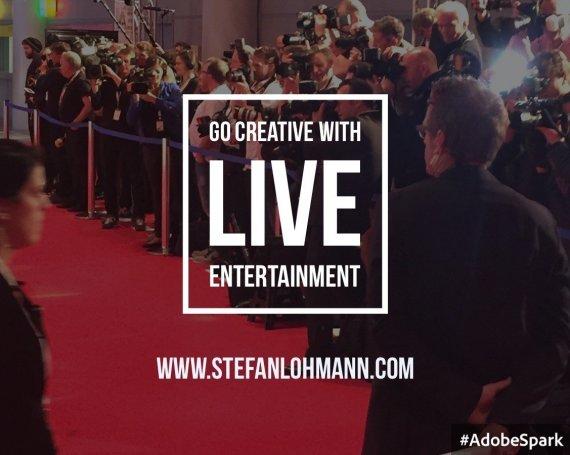 Live Entertainment Konzepte – Aufgabe: Vorschläge, Kreativität & Kreation