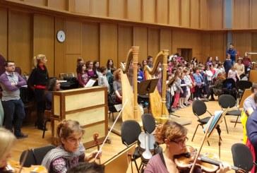Η Παιδική Χορωδία Ωδείου Kodály με την ΚΟΑ στο ΜΜΑ: Καρυοθραύστης
