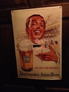 Sportsbar mit Deutschem Bier
