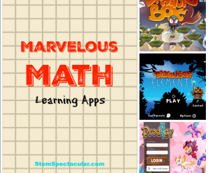 Marvelous Math Learning Apps