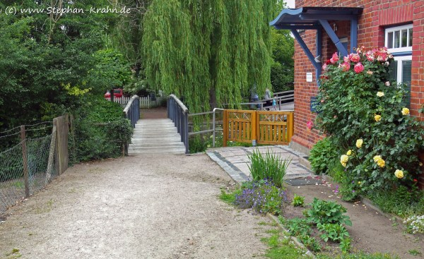 Brücke im Heiligen-Geist-Viertel