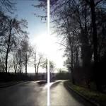 Im Zeitraffer von Bad Oldesloe über Rümpel und Pölitz nach Lasbek Dorf