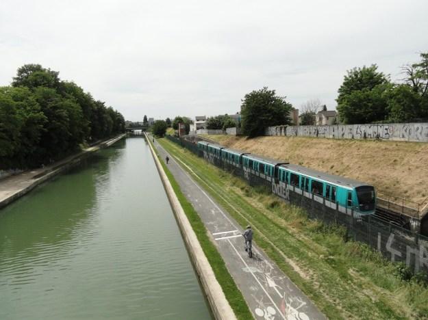 Canal de l ourcq